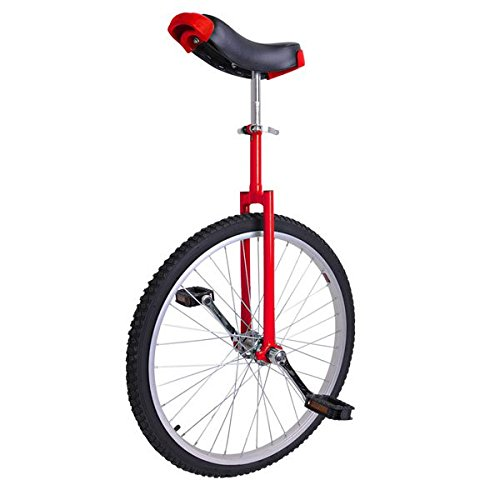 Triprel-Inc-Professional-24-Inch-Wheel-Performance-Trick-Unicycle-RED-0