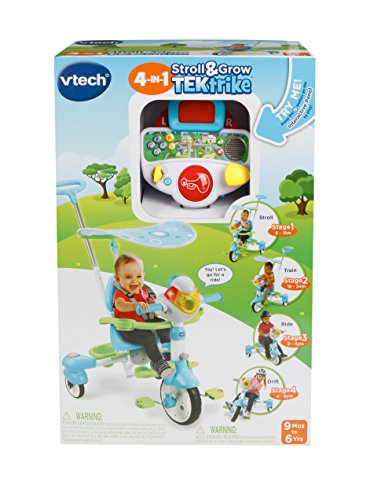 VTech-4-in-1-Stroll-Grow-Tek-Trike-0-0