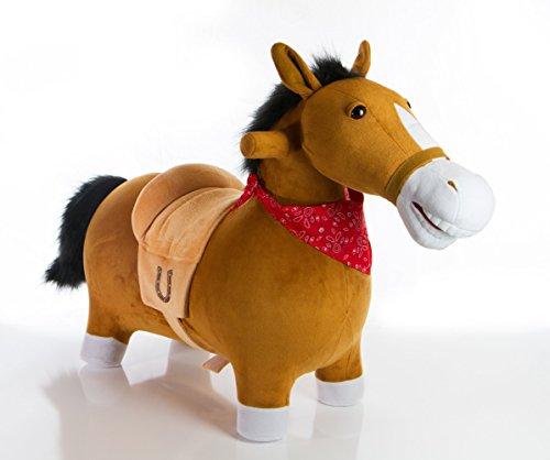 03a356387 WALIKI TOYS LARGE SIZE Bouncy Horse Hopper (Hopping Horse ...
