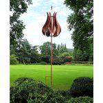 Whirligigs-Garden-Wind-Spinner-Spiral-Yard-Ornament-Outdoor-Metal-Ground-Stake-Wind-Catcher-Pinwheel-Tulip-0-2