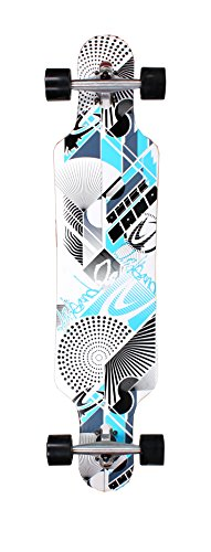 WiiSHAM-42-Inches-Professional-Speed-Complete-Longboard-Skateboard-with-Free-T-tools-0-0