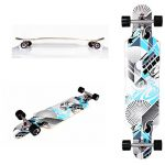 WiiSHAM-42-Inches-Professional-Speed-Complete-Longboard-Skateboard-with-Free-T-tools-0
