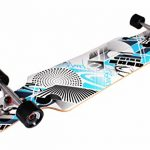 WiiSHAM-42-Inches-Professional-Speed-Complete-Longboard-Skateboard-with-Free-T-tools-0-2