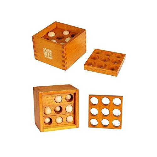 Stacking Toy Puzzles : Wooden stacking toy puzzle game kid intelligence