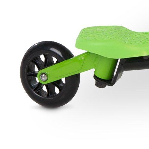 Y Fliker Scooter >> Yvolution Y Fliker Air A1 Push Swing Scooter Winged Speeder Tri Wheel 3 Wheel Kick Scooter ...