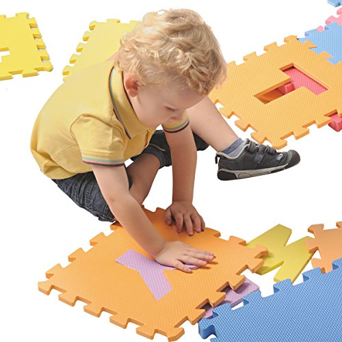 Zoeshare-36-Piece-Kids-Puzzle-Play-Mat-with-Foam-Alphabet-and-Numbers-0-2