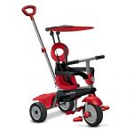 smarTrike-Zoom-4-in-1-Baby-Tricycle-Red-0